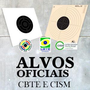 Alvos Oficiais CBTE e CISM