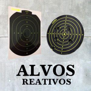 Alvos Reativos / AIRSOFT